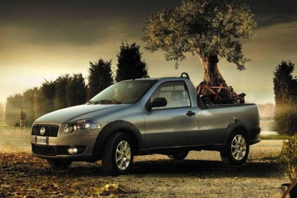 Έρχεται το νέο Fiat Strada