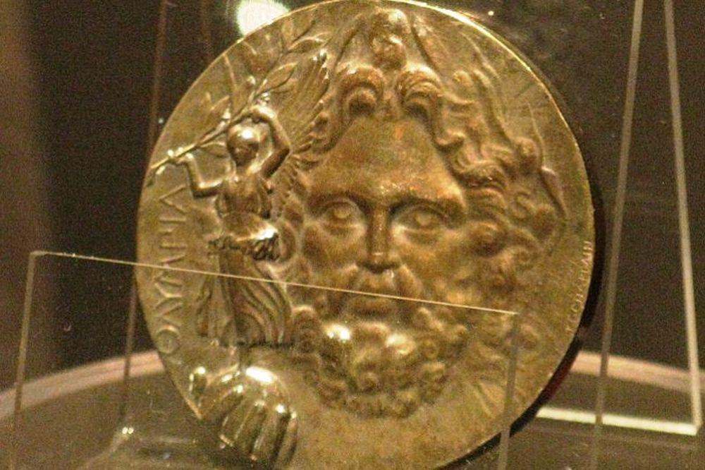 Τα πρώτα μετάλλια των σύγχρονων Ολυμπιακών Αγώνων