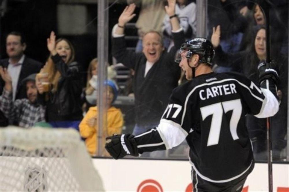 Δύο γκολ ο Carter για τους Κινγκς