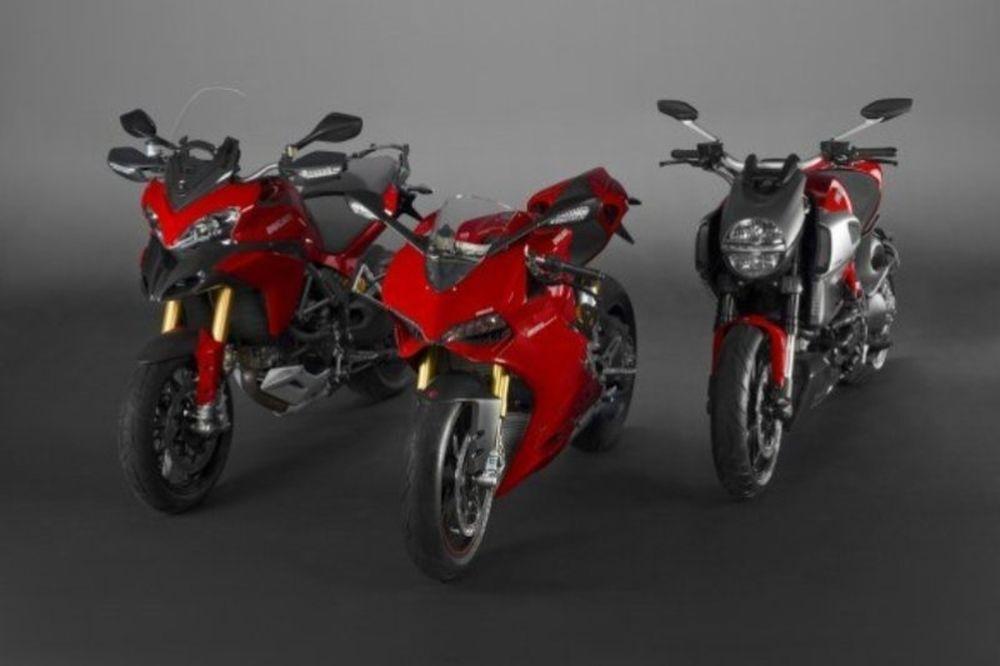 Στην κορυφή η Ducati
