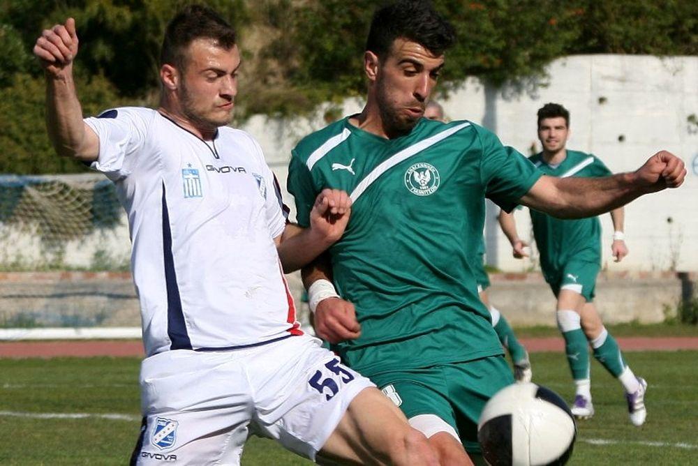 Βήμα… για τα play offs η Καλλιθέα, 1-0 τα Γιαννιτσά