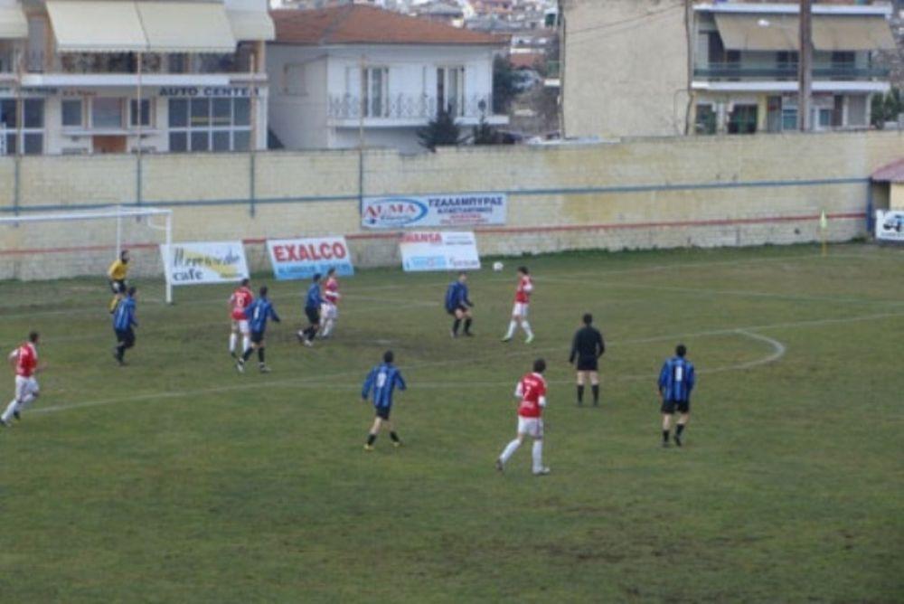 Π.Ο. Ελασσόνας - Α.Ο. Ταυρωπός 2-0