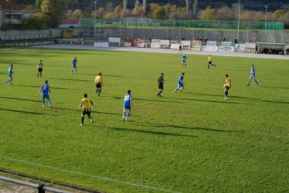ΑΠΟΚ Βελούχι - Α.Ε. Μουζακίου 2-0