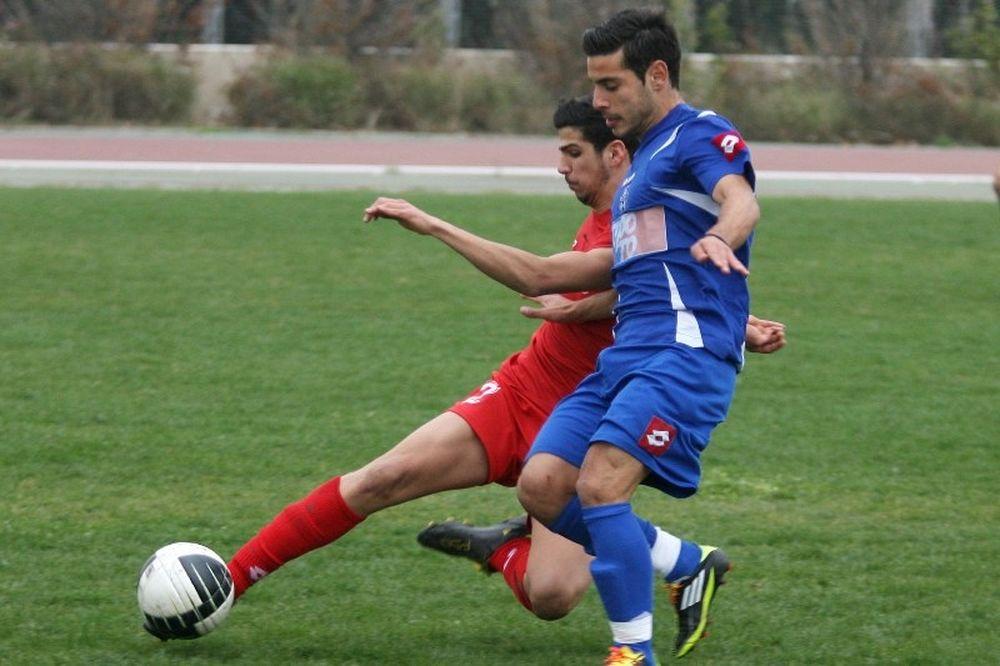 Ολυμπιακός Λαυρίου-Κυανούς Αστέρας Βάρης 0-3
