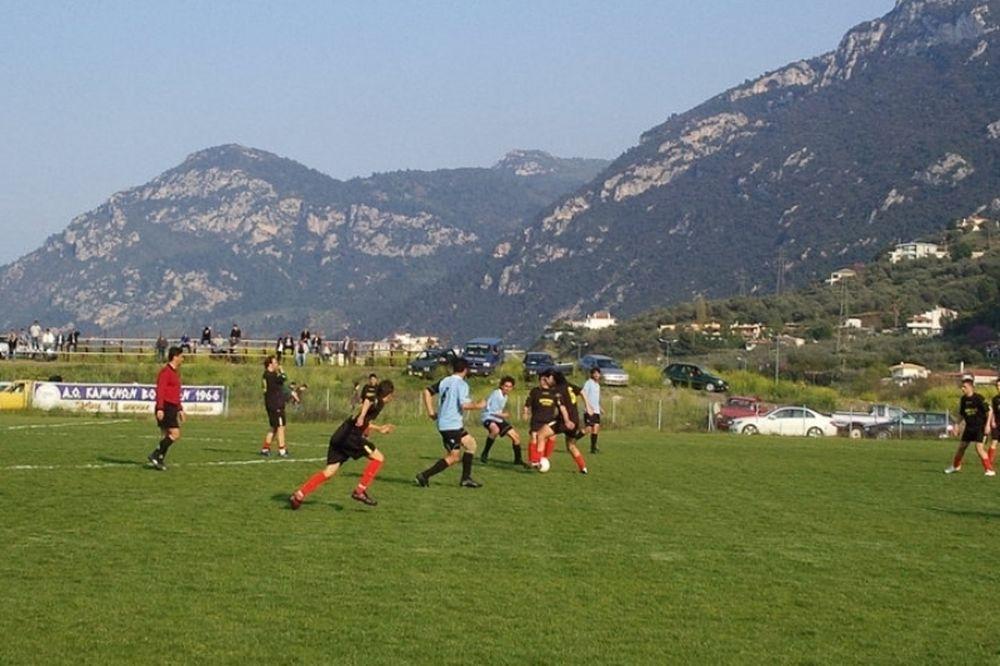 Α.Ο. Καρδίτσα - Καμένα Βούρλα 3-0