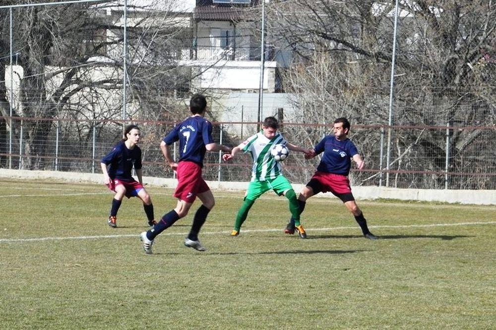 Κάστωρ-Αλεξάνδρεια 1-2