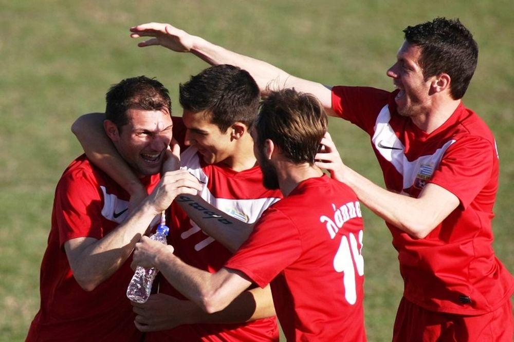 Νέα νίκη για Τύρναβο, 3-1 τον Αετό Σκύδρας