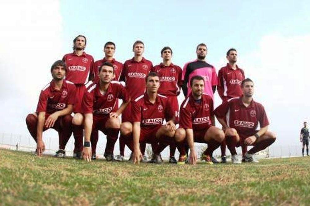 Αμπελωνιακός - Πυργετός 0-1