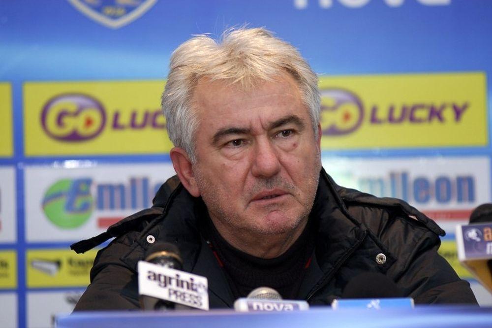 Κατσαβάκης: «Μπορούσαμε και δεύτερο γκολ»