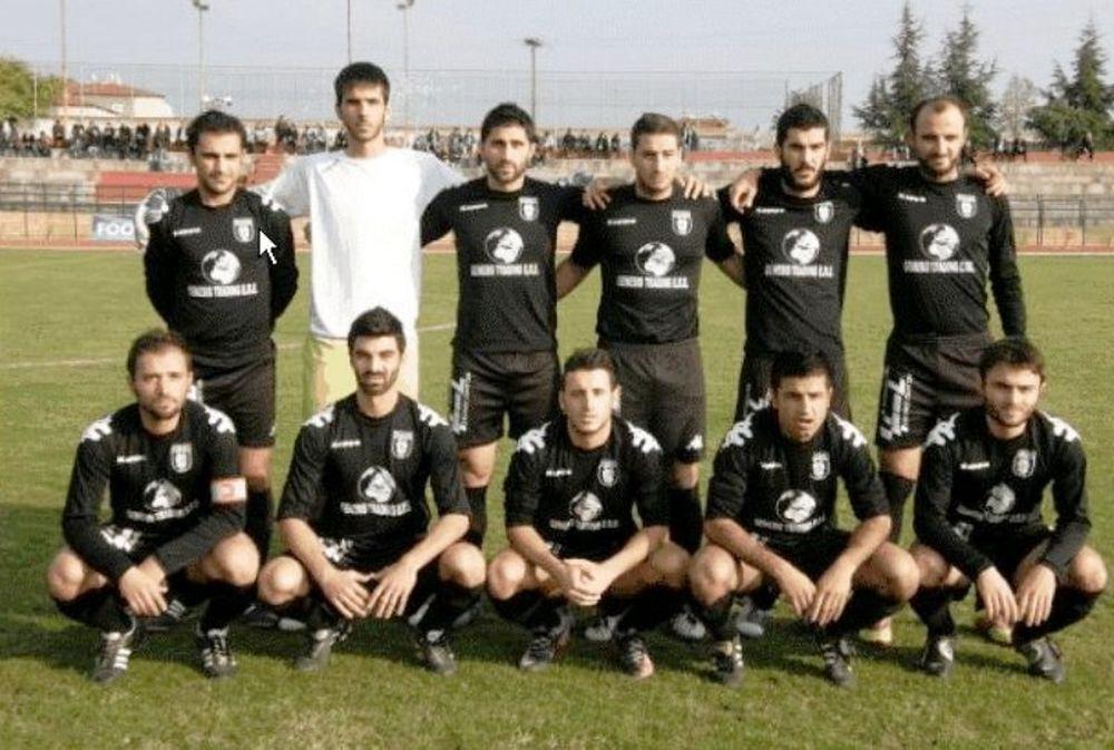 ΠΑΟΚ Γιαννιτσών-Απόλλων Αρναίας 2-0