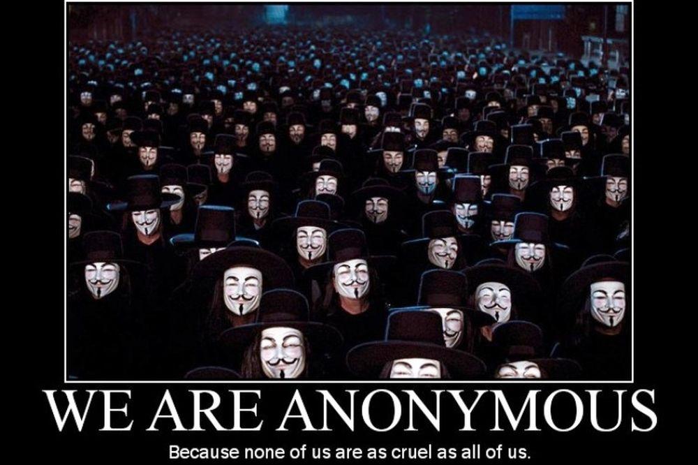 Στο στόχαστρο των Anonymous τα μεγάλα κανάλια της Ελλάδας