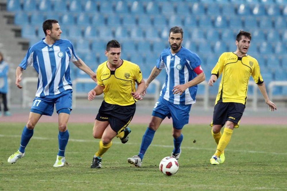 Άντεξε στη Θεσσαλονίκη ο Εθνικός, 1-1 με Ηρακλή