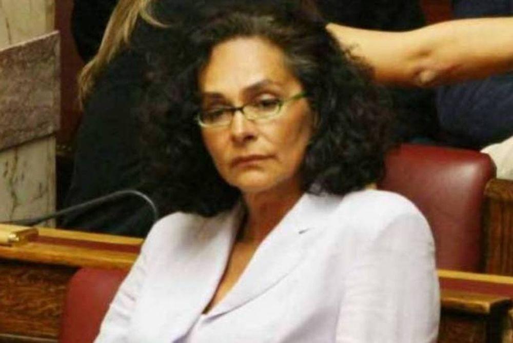 Υποψήφια με τον ΣΥΡΙΖΑ η Σακοράφα