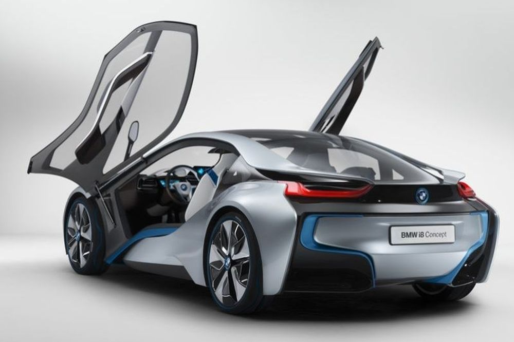 Born electric, το σχεδιαστικό DNA του BMW i