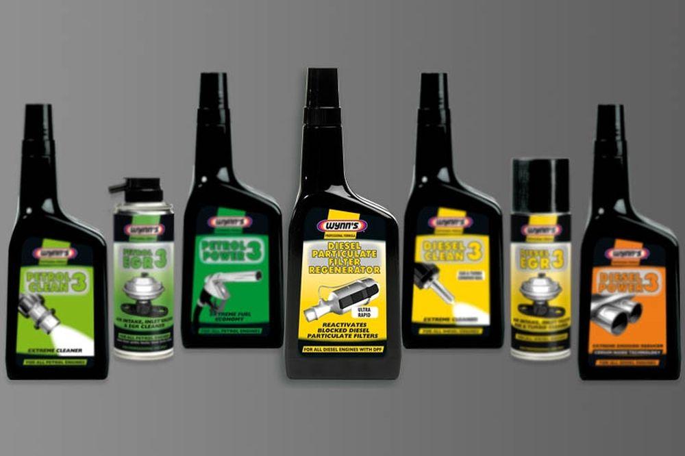 Νέα σειρά προϊόντων της Wynn's