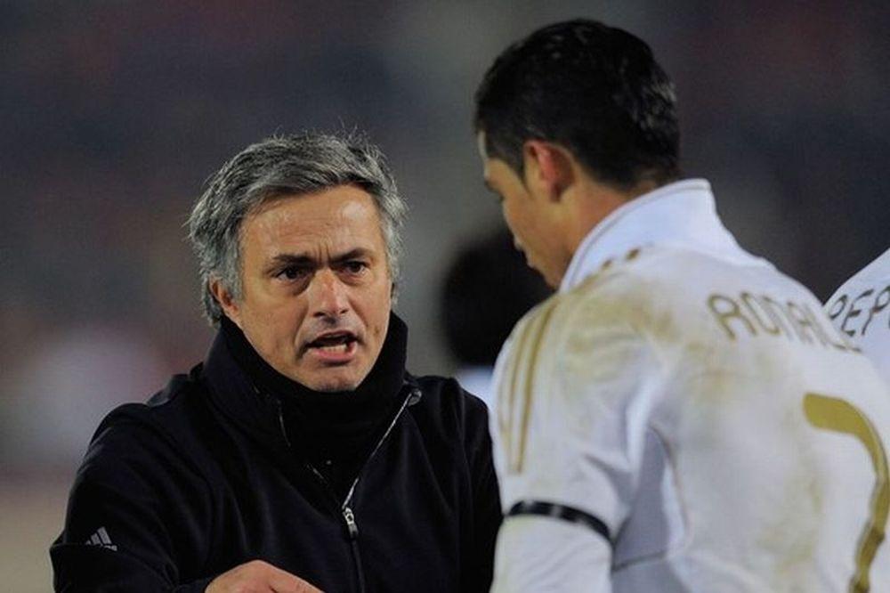 Θέλει τον Ρονάλντο μαζί του ο Μουρίνιο