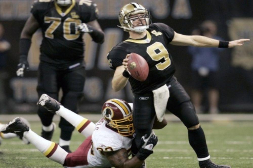 «Ζημιά» στο NFL