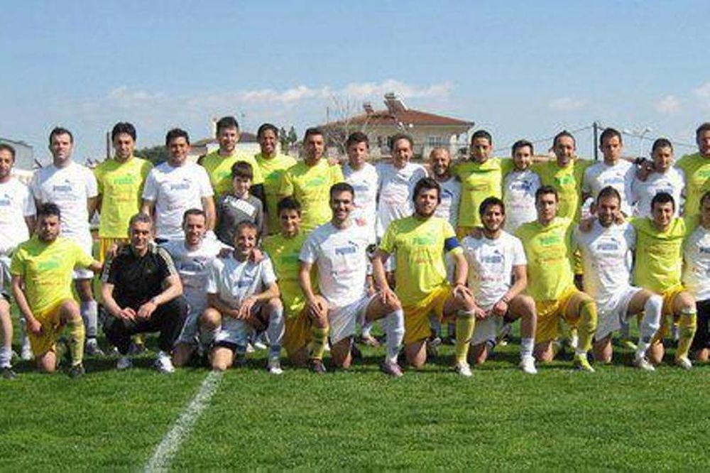 Iδρυση σωματείου ερασιτεχνών ποδοσφαιριστών Κοζάνης