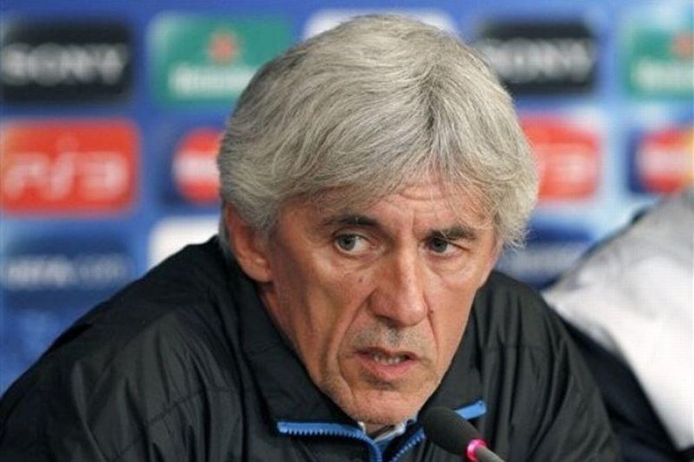 Γιοβάνοβιτς: «Πρέπει να παίξουμε τέλεια»