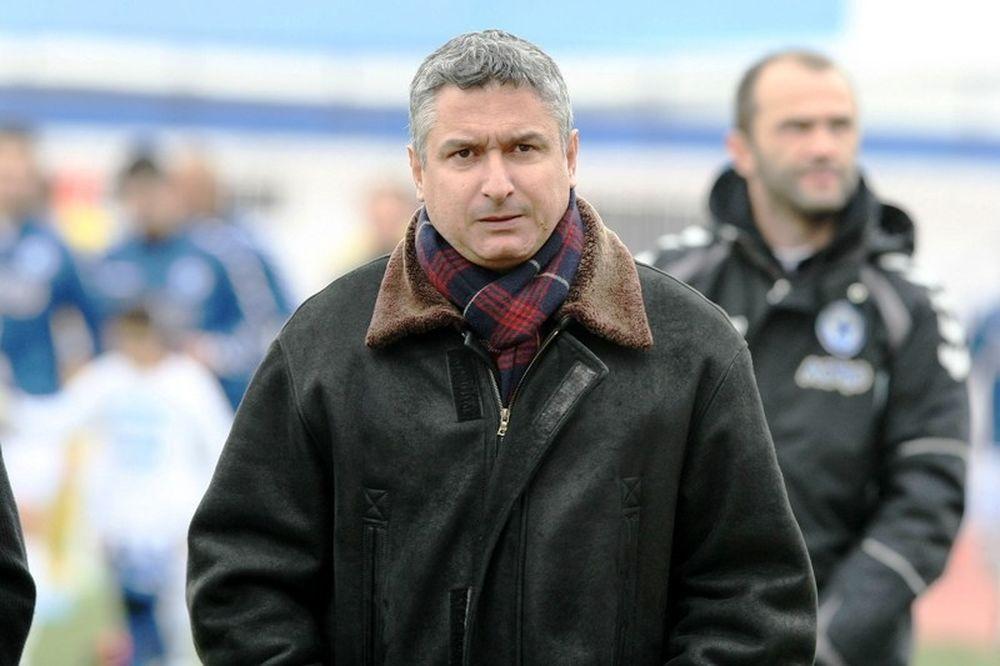 Σπανός: «Το ποδόσφαιρο δεν ήταν έτοιμο για την κρίση»
