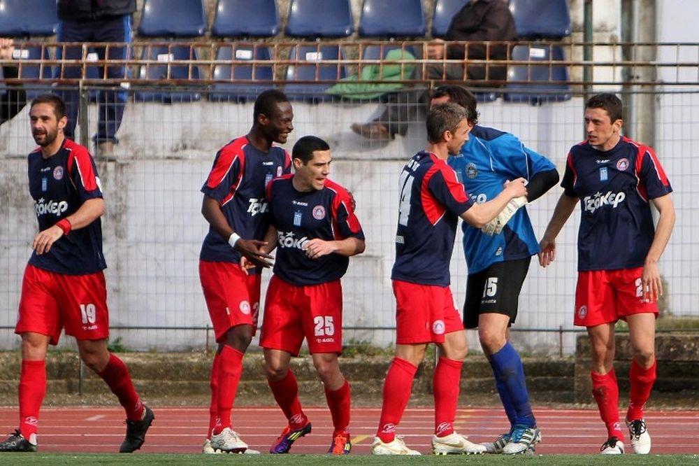 Ανατροπή με… ματ παραμονής η Κέρκυρα, 3-2  τον Λεβαδειακό (photos+video)