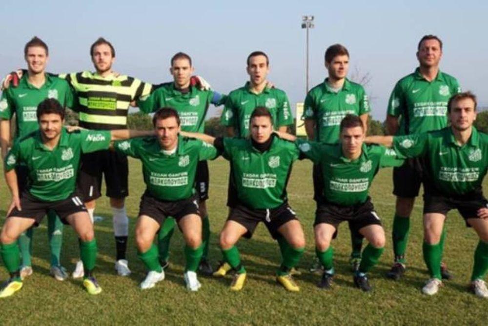 ΑΠΟΚ Βελούχι-Αμπελωνιακός 0-1