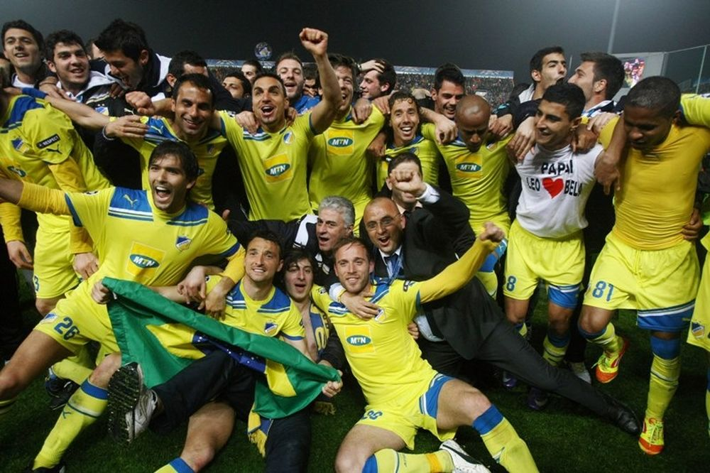 Παραμιλά η Ευρώπη με τον ΑΠΟΕΛ, 4-3 στα πέναλτι τη Λιόν! (photos+video)