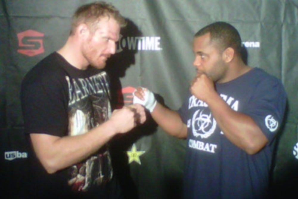 Ορίστηκε ο τελικός του Strikeforce Heavyweight Grand Prix