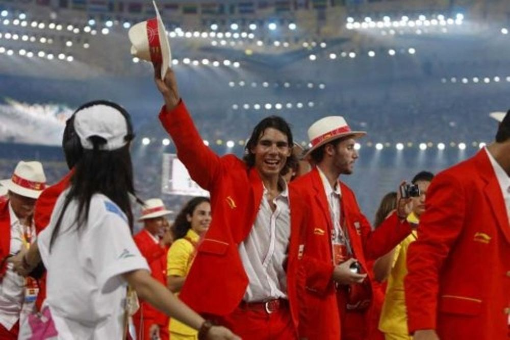 Φαβορί ο Ναδάλ για σημαιοφόρος