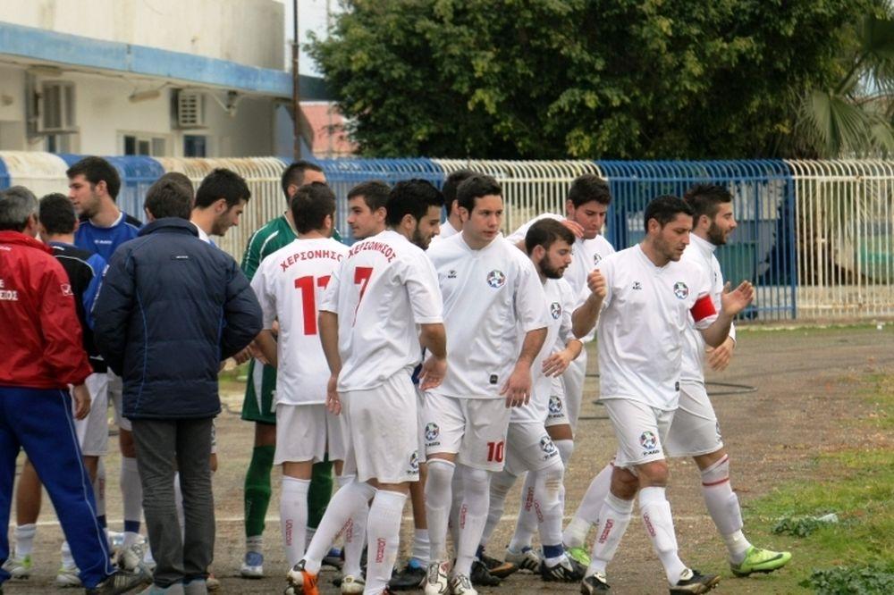 Πατούχας-Χερσόνησος στον τελικό Ηρακλείου