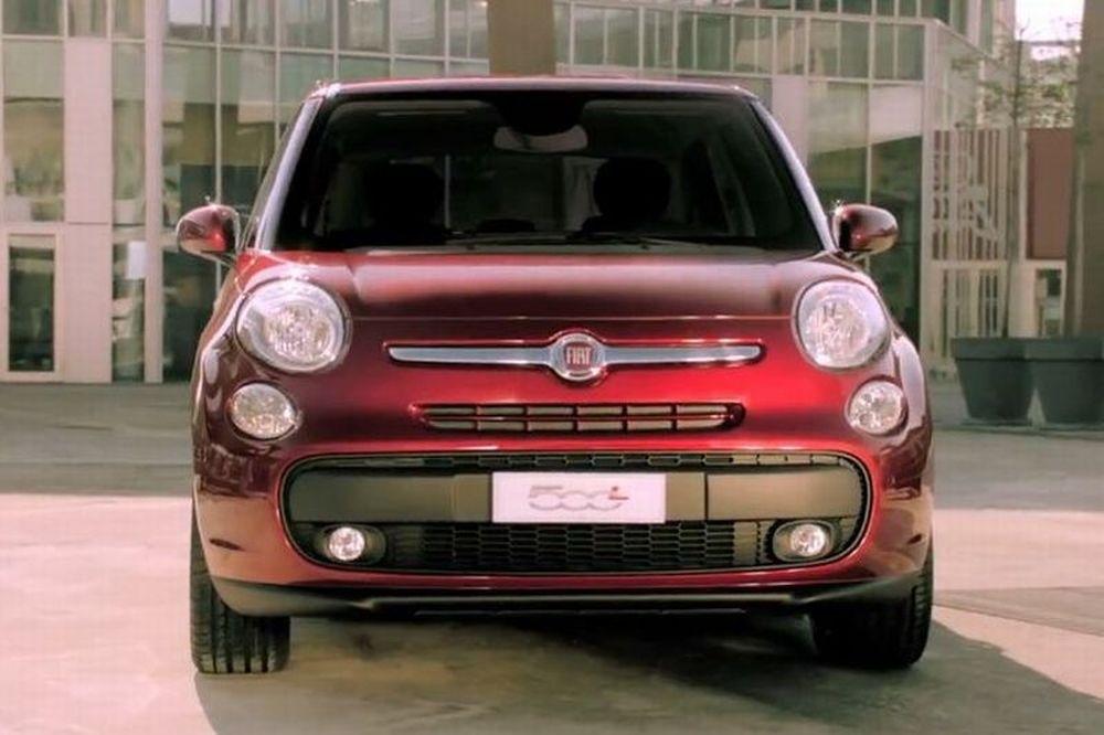 Δείτε το Fiat 500L, λίγο καλύτερα