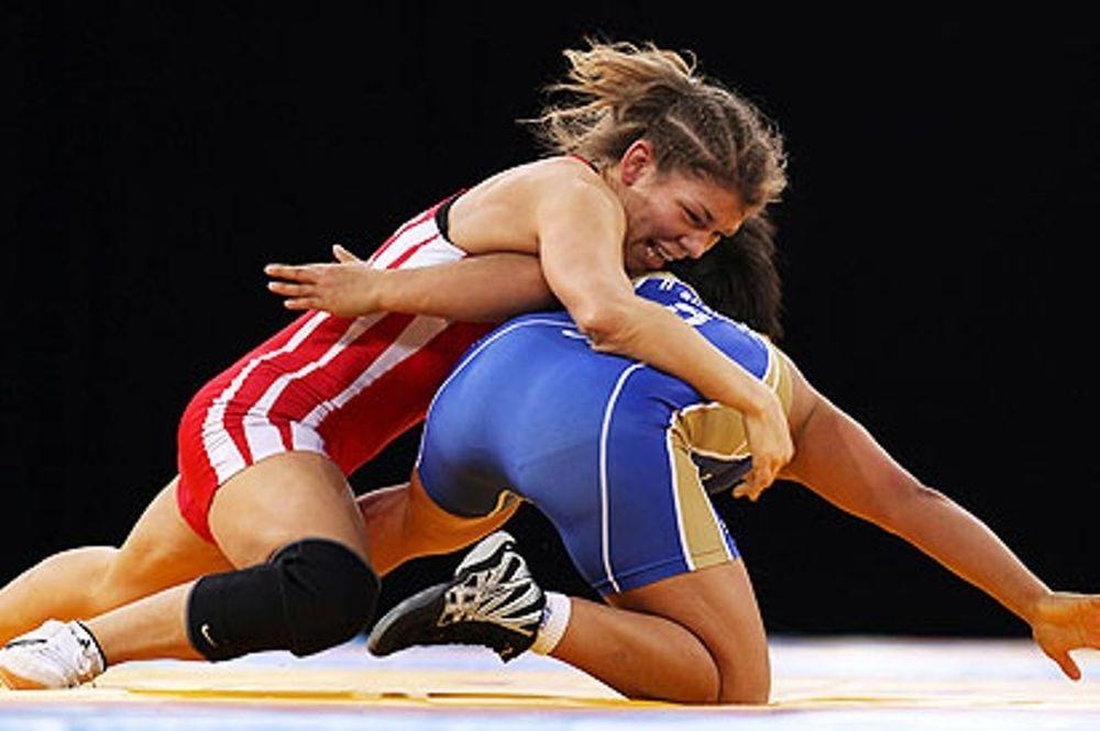 Η Πρεβολαράκη 5η στο Ευρωπαϊκό πάλης