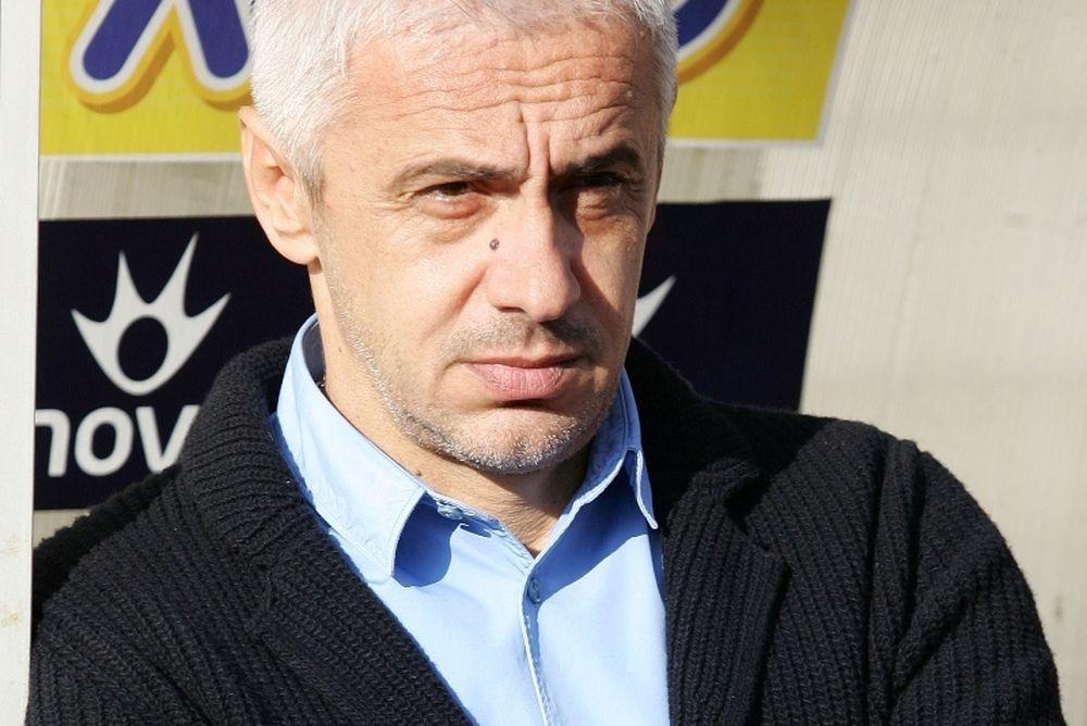 Χαραλαμπίδης: «Δεν θα κάτσω να παίξω την καριέρα μου»