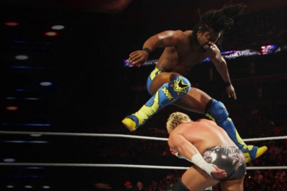 Συν ένα για τον Kofi στο Superstars