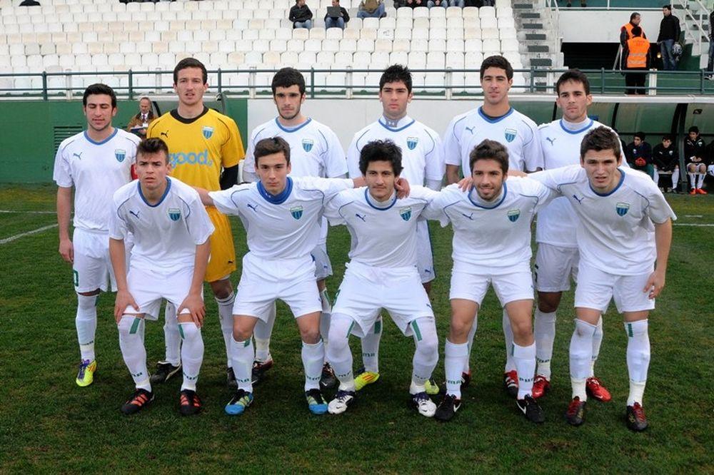 ΠΑΣ Γιάννινα-Λεβαδειακός 0-2 (Κ20)