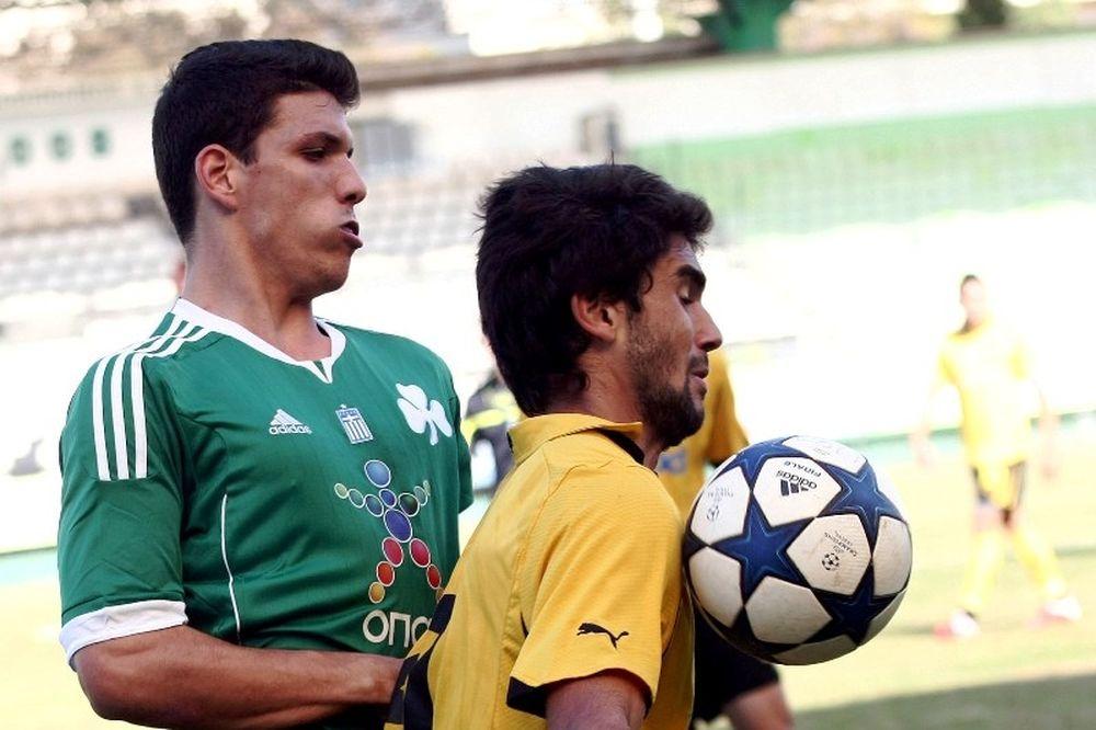 ΑΕΚ-Παναθηναϊκός 1-1 (Κ20)