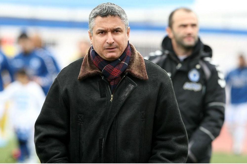Σπανός: «Στόχος το Europa League και το κύπελλο»