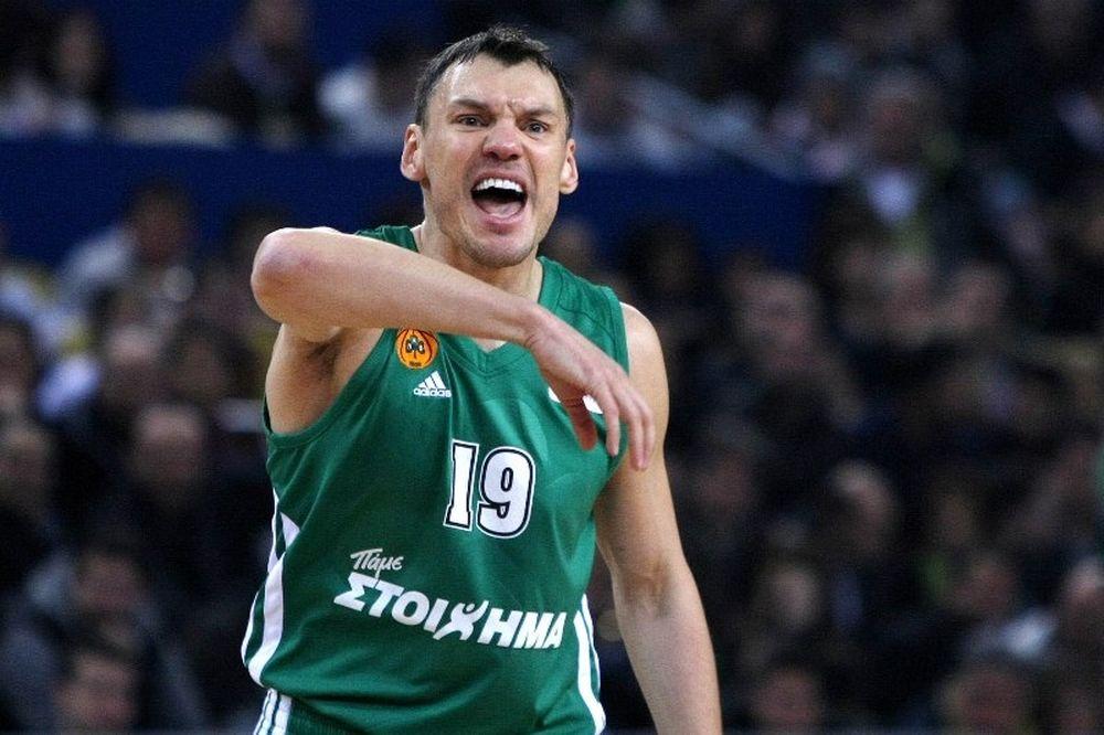 MVP ο Γιασικεβίτσιους
