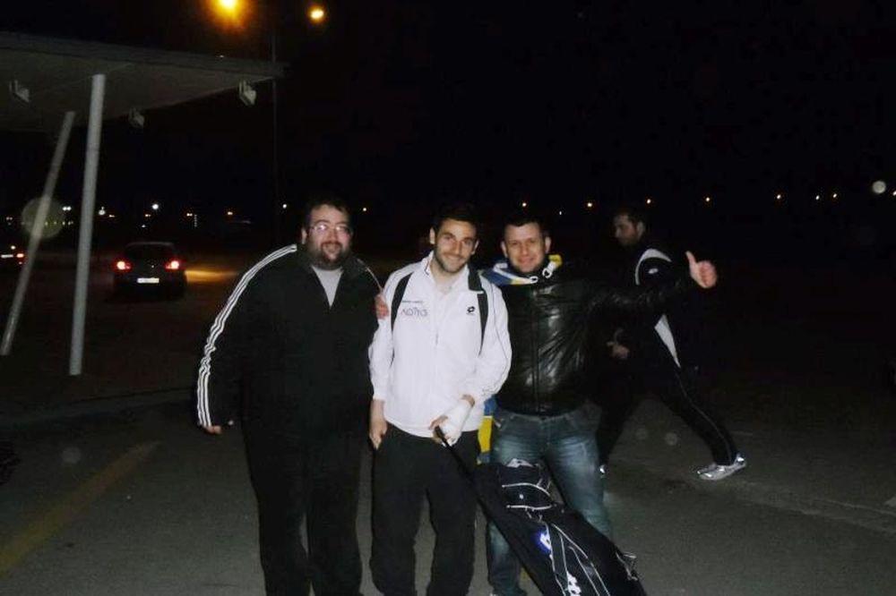 Αποθέωση Αστέρα σε Αθήνα και Τρίπολη (photos)