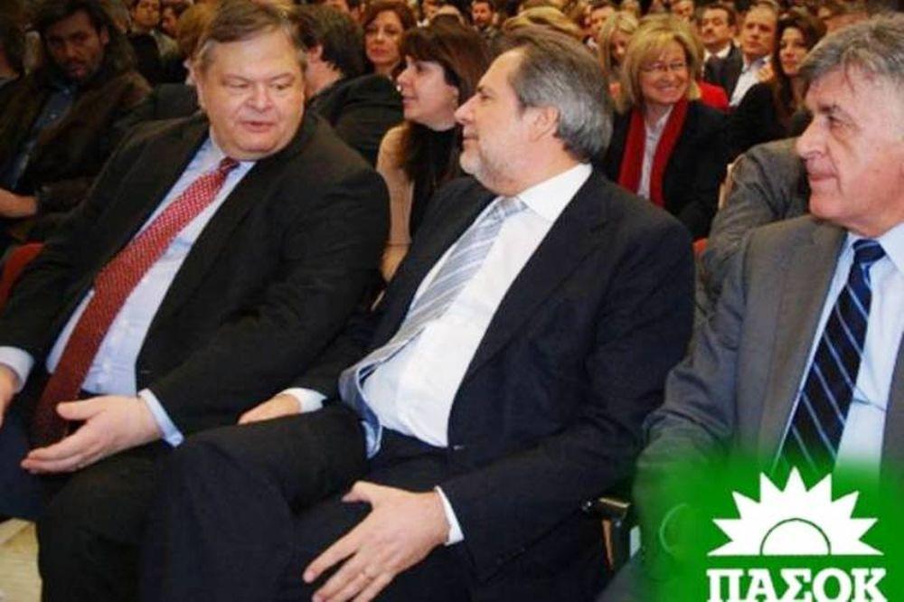 Κατέθεσαν υποψηφιότητες οι Βενιζέλος και Παπουτσής