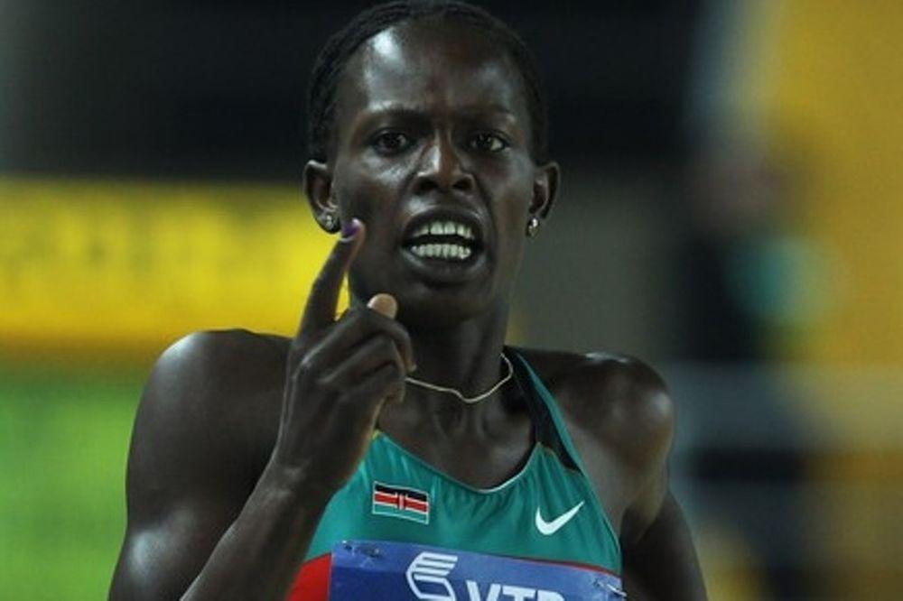 Η Τζελίμο το χρυσό με 1:58.83 στα 800μ.