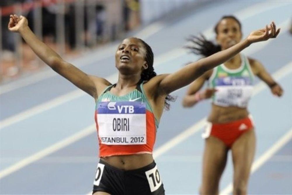 Η Ομπίρι χάλασε το ρεκόρ της Ντεφάρ