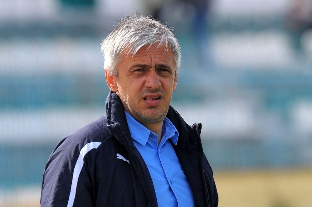 Χαραλαμπίδης: «Είναι κρίμα η Νίκη να παίζει στη Γ' Εθνική»