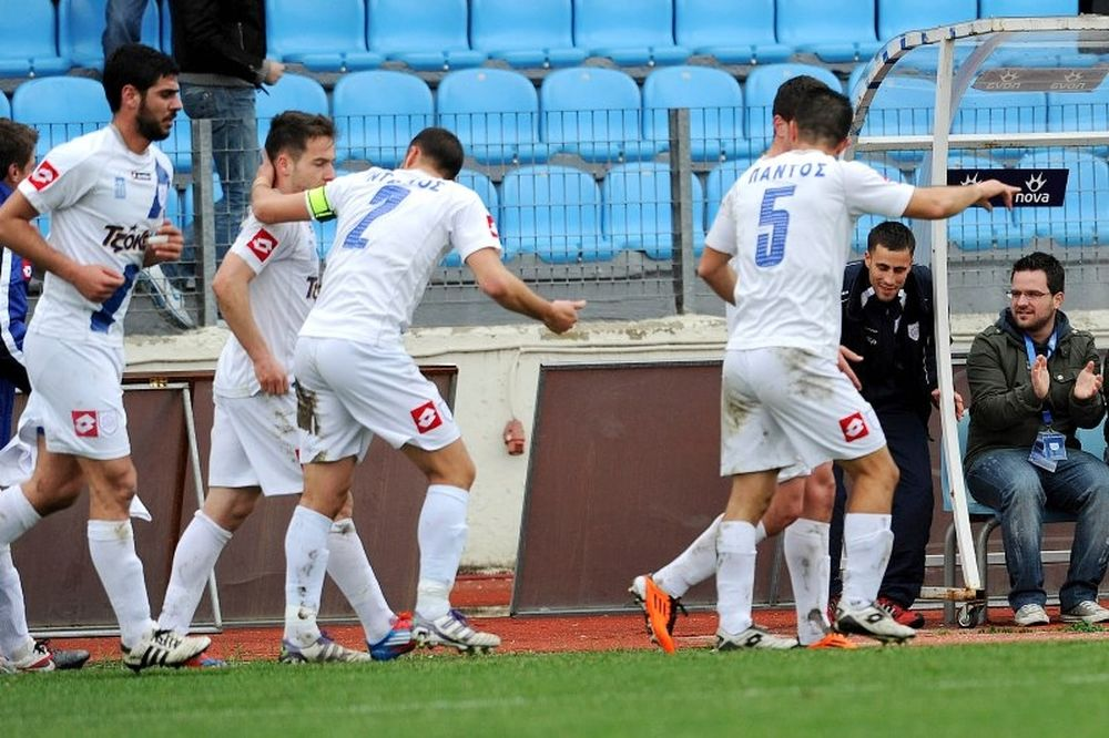 VIDEO: ΠΑΣ Γιάννινα - Λεβαδειακός 2-0 (φάσεις και γκολ)