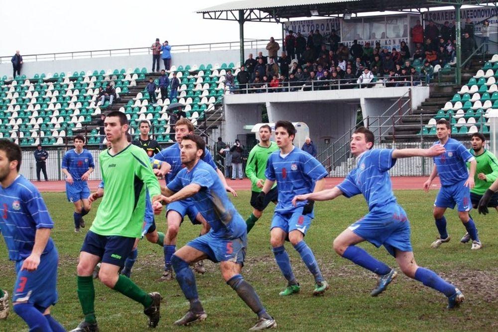 Αλεξάνδρεια-Γρεβενά Αεράτα 1-0