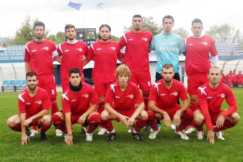 Περδίκκας-Κοζάνη 0-2