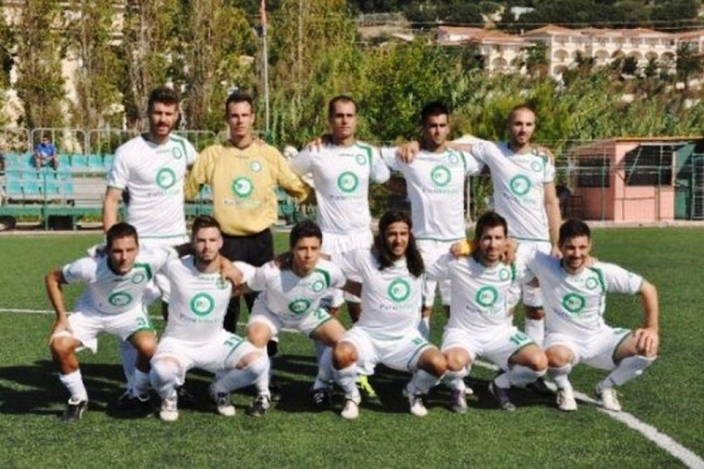 ΠΦΟ Πανόπουλου-Πάμισος 0-0