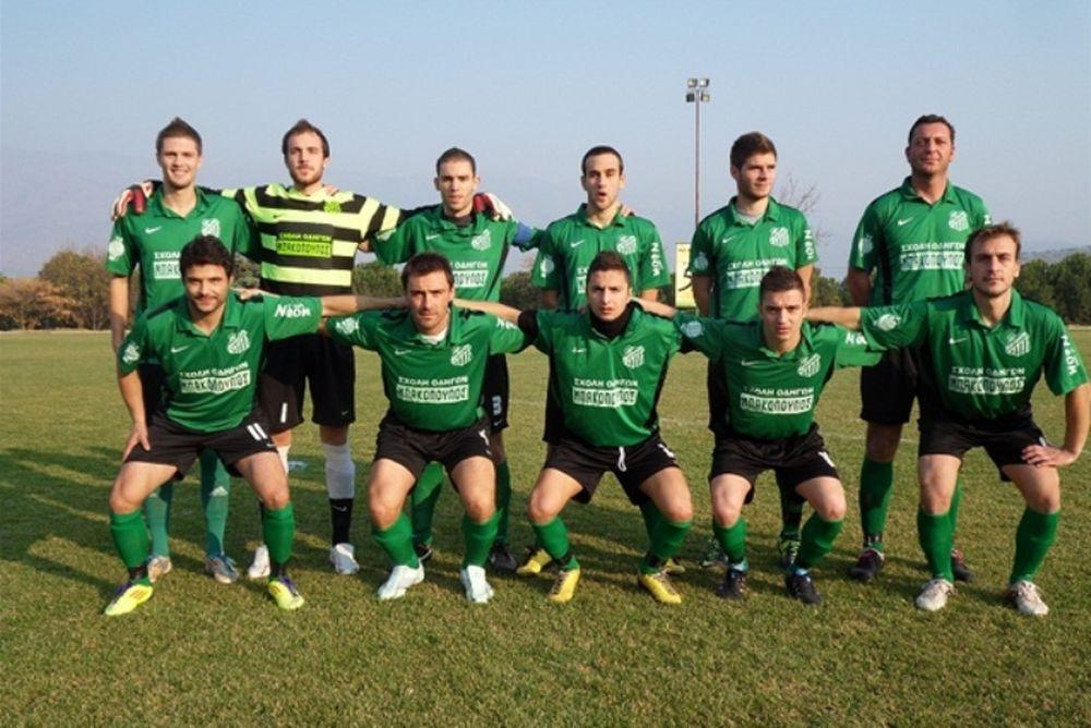 Α.Ο. Ταυρωπός - Αμπελωνιακός 0-1