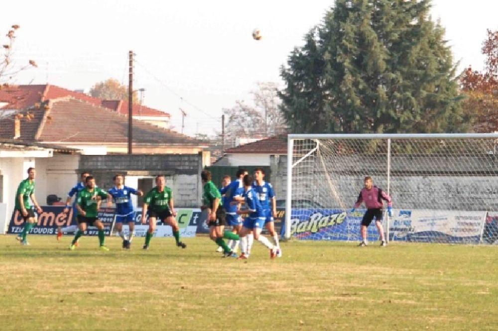 Α.Ο. Καρδίτσα - ΑΠΟΚ Βελούχι 2-1
