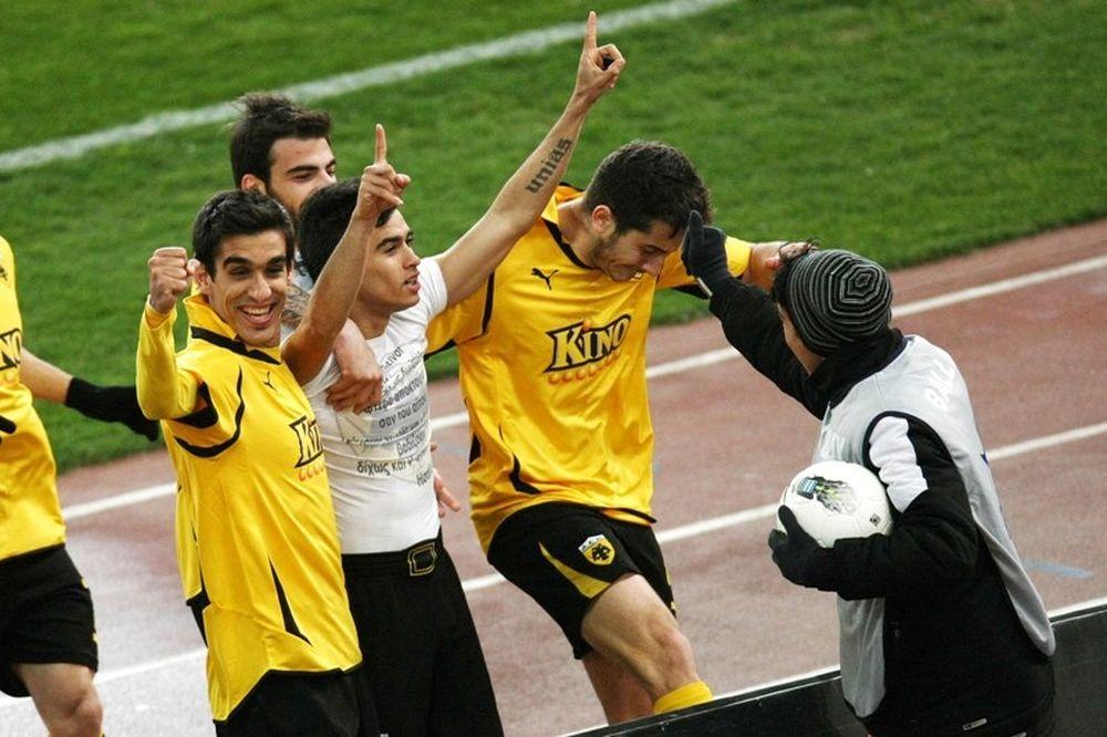 VIDEO: ΑΕΚ - Παναθηναϊκός 2-0 (φάσεις και γκολ)
